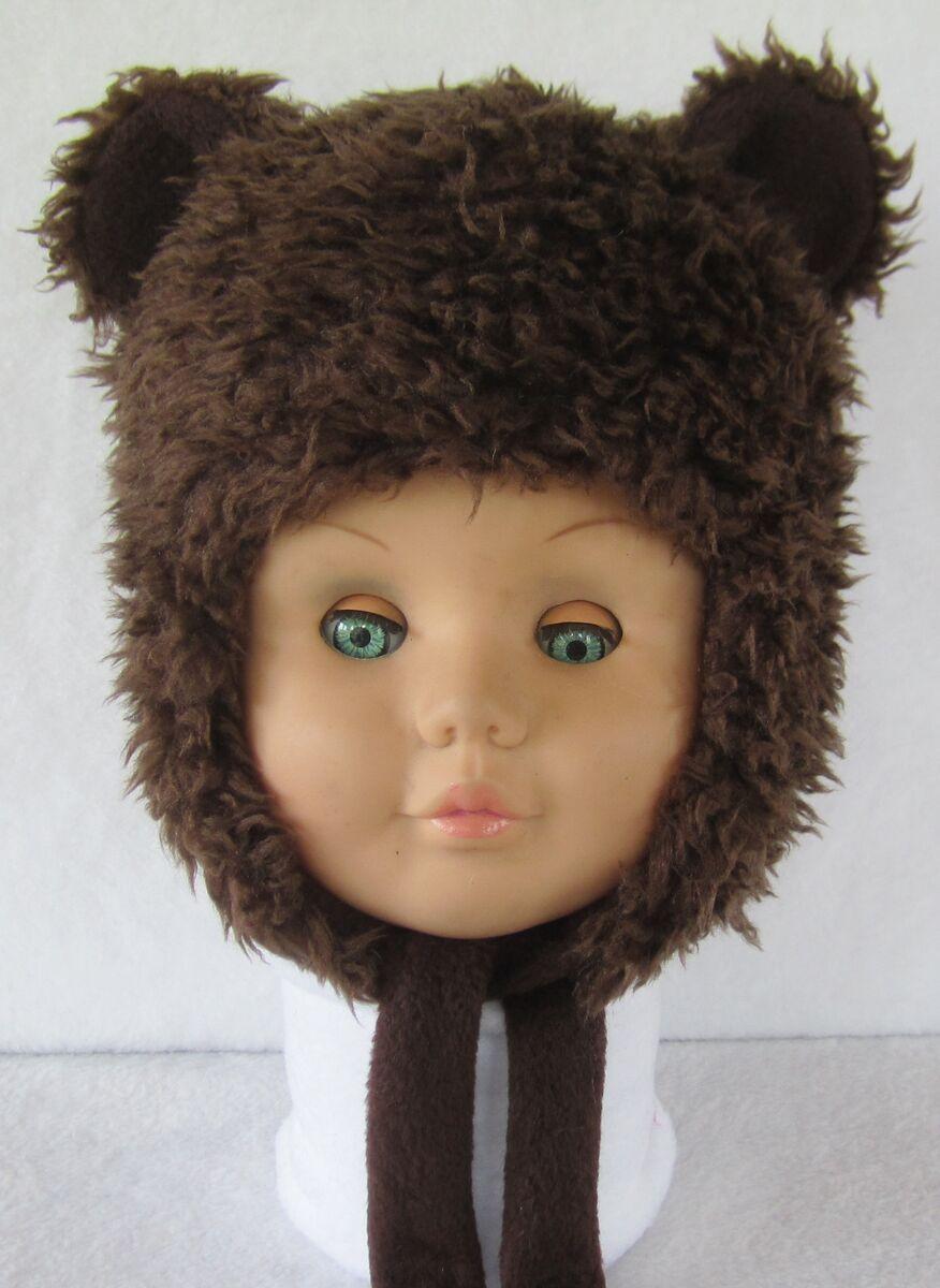 Karhu-hattu ruskea S  9754f379cd